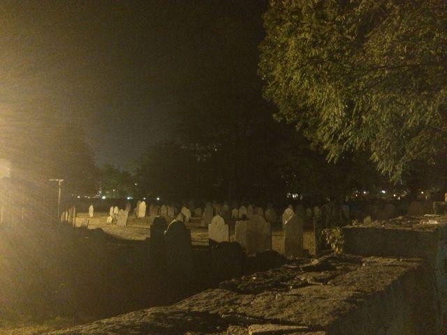 13- Salem Grave