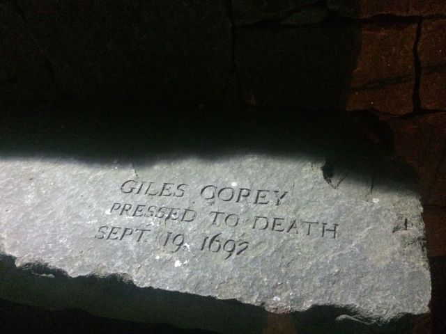 14 - Giles Corey