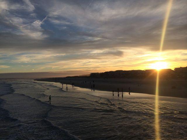 16- Tybee Sunset