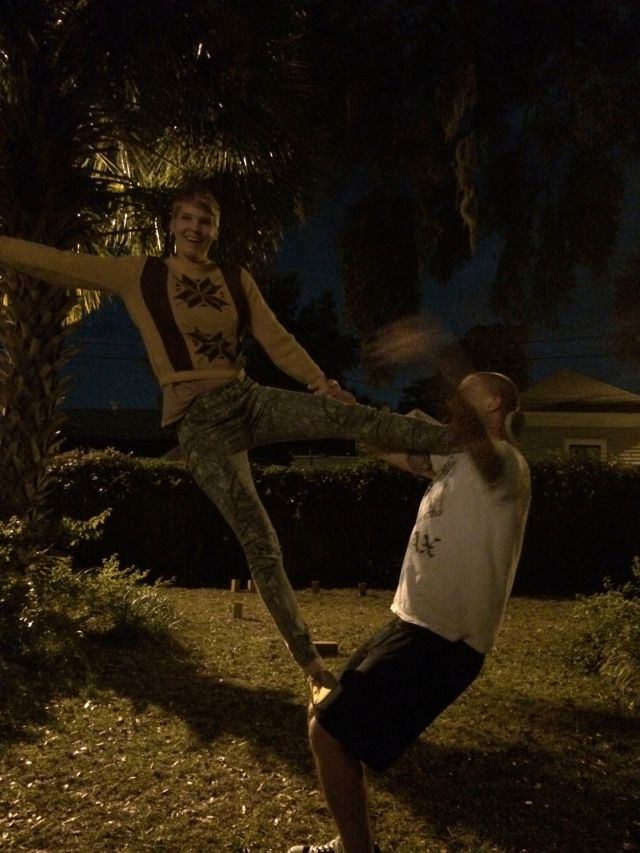 30-backyard Circus